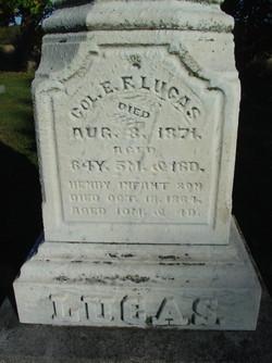 Col Ebenezer F. Lucas