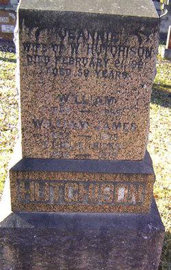 Ethel Eugenia <I>Dicks</I> Hutchison