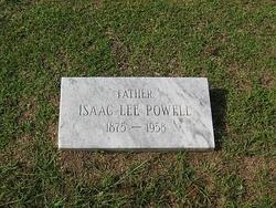 Isaac Lee Powell