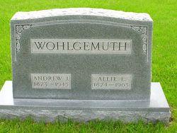 Andrew Jackson Wohlgemuth