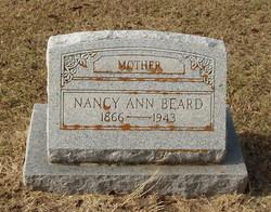 Nancy Ann <I>Bingham</I> Beard