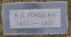 Dr Robert G. Powell