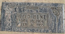 Reed Hunt