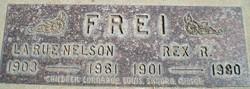 Larue <I>Nelson</I> Frei