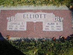 Alma Raymond Elliott