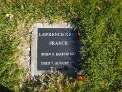 Lawrence Kent France