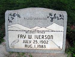 Fay W Iverson