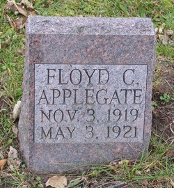 Floyd Clinton Applegate
