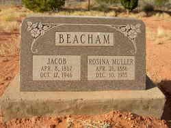 Jacob Beacham, Jr