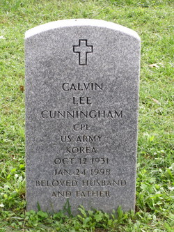 Calvin Lee Cunningham