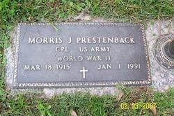 Morris J. Prestenback