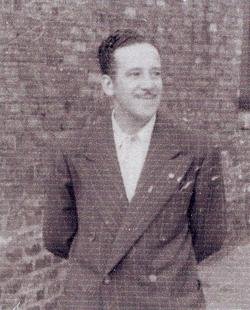 """Lionel Victor """"Lyn"""" Maury"""