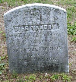 Pier Yandow