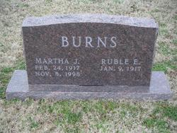 Martha J. Burns