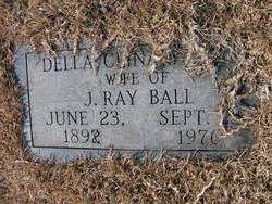 Della Carrie <I>Clinard</I> Ball