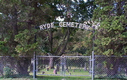 Ryde Cemetery (Wayne Township)