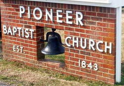 Pioneer Baptist Church Cemetery