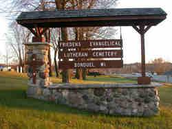 Friedens Evangelical Lutheran Cemetery