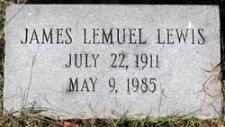 James Lemuel Lewis