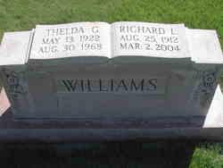 "Richard Lyman ""Dick"" Williams"