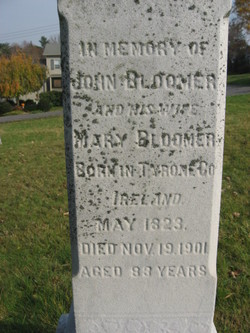 Mary Bloomer