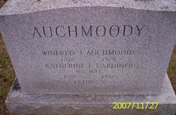 Katherine E <I>Gardiner</I> Auchmoody