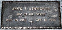PFC Jack P. Ashworth