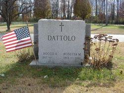 Rosetta Marie Dattolo