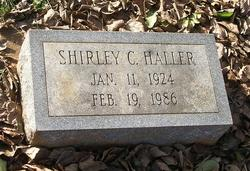 Shirley Clementine <I>Snoots</I> Haller