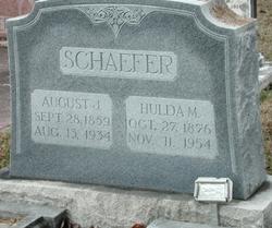 August J. Schaefer