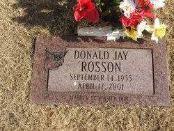 Donald Jay Rosson