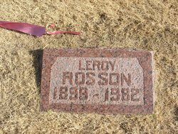 Leroy Rosson