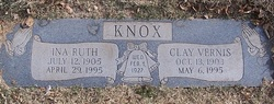 Clay Vernis Knox