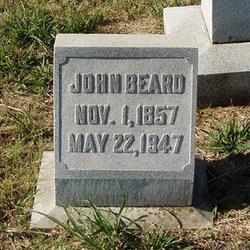John Buchanan Beard