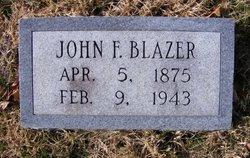 John Frederick Blazer