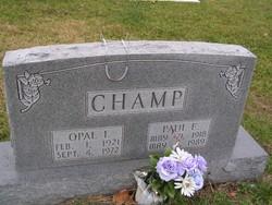 Paul E Champ
