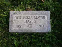 Dorleskia <I>Mayer</I> Davis