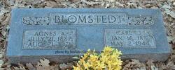 Agnes Aurora <I>Blomquist</I> Blomstedt
