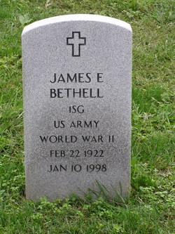 James E Bethell
