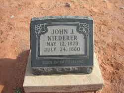 John J Niederer