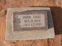 "Johannes ""John"" Graf"
