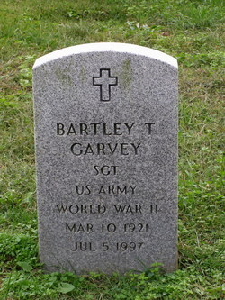 Bartley T Garvey
