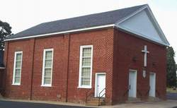 Perkins Baptist Church Cemetery