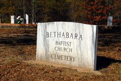 Bethabara Baptist Church Cemetery