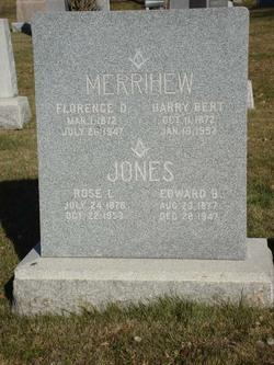 Edward Bercry Jones