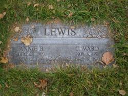Cyrus Ward Lewis