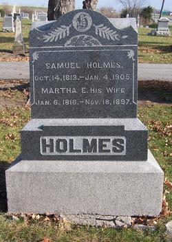 Samuel E Holmes
