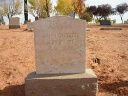 """Johannes """"John"""" Gubler"""