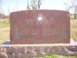 Ida Mae <I>Isbell</I> Williams
