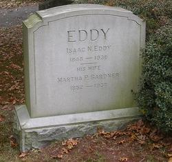 Martha Perry <I>Gardner</I> Eddy